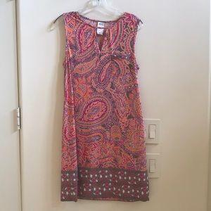 Ali Ro Paisley Dress